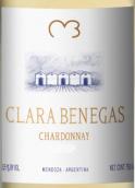 貝內加斯克萊拉霞多麗干白葡萄酒(Bodega Benegas Clara Benegas Chardonnay, Mendoza, Argentina)