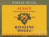 雨果父子千禧雷司令半干白葡萄酒(Hugel & Fils Riesling Jubilee, Alsace, France)