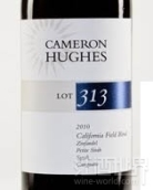 卡梅隆休斯313区干红葡萄酒(Cameron Hughes Lot 313 Field Blend,California,USA)