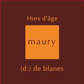 布兰妮酒庄莫里超陈甜葡萄酒(Domaine de Blanes Maury Hors d'age,Cote de Roussillon,France)