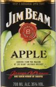 占边苹果利口酒(Jim Beam Apple Liqueur,Kentucky,USA)