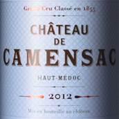 卡门萨克古堡红葡萄酒(Chateau de Camensac, Haut-Medoc, France)