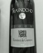 甘露莎酒庄熬夜干红葡萄酒(Remirez de Ganuza Trasnocho,Rioja DOCa,Spain)