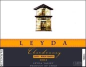 莱达Lot 5霞多丽白葡萄酒(Vina Leyda Lot 5 Chardonnay, Leyda Valley, Chile)