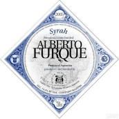 Aconquija Alberto Furque Syrah,Uco Valley,Argentina