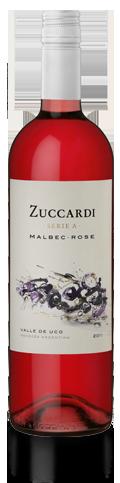 朱卡迪园朱卡迪系列A马尔贝克桃红葡萄酒(Familia Zuccardi 'Zuccardi Serie A' Malbec Rose,Uco Valley,...)