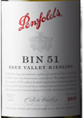 奔富Bin 51雷司令干白葡萄酒(Penfolds Bin 51 Riesling, Edden Valley, Australia)
