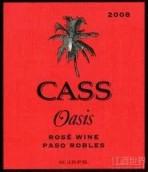卡斯绿洲桃红葡萄酒(Cass Oasis Rose, Paso Robles, USA)