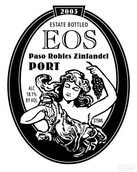 厄俄斯仙粉黛波特风格加强酒(Eos Estate Zinfandel Port,Paso Robles,USA)