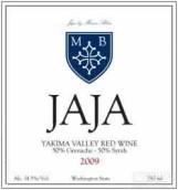 蓝色嘉嘉干红葡萄酒(Maison Bleue Jaja Red, Yakima Valley, USA)