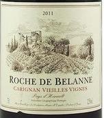 布拉那之石老藤佳丽酿红葡萄酒(Roche de Belanne Carignan Vieilles Vignes,IGP Pays d'Herault...)