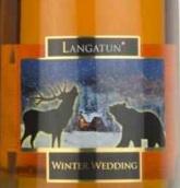 兰佳顿冬季婚礼威士忌(Langatun Winter Wedding Whisky,Switzerland)