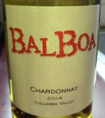 巴波亚霞多丽白葡萄酒(Balboa Winery Chardonnay,Columbia Valley,USA)
