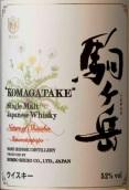 火星驹岳信州大自然蒲公英花单一麦芽威士忌(Mars Komagatake Nature of Shinshu Shinanotanpopo Single Malt...)