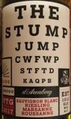 黛伦堡酒庄跃障犁雷司令-长相思-玛珊-瑚珊干白葡萄酒(d'Arenberg The Stump Jump Riesling - Sauvignon Blanc - Marsanne - Roussanne, McLaren Vale, Australia)