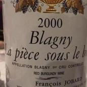 悦宝木林之下(布拉尼一级园)干红葡萄酒(Antoine Jobard La Piece Sous le Bois, Blagny Premier Cru, France)