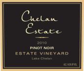 切兰酒庄黑皮诺干红葡萄酒(Chelan Estate Vineyards Pinot Noir, Washington, USA)