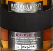 麦克米拉时刻系列极光瑞典单一麦芽威士忌(Mackmyra Moment Norrsken Svensk Single Malt Whisky,Sweden)