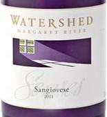 分水岭意念系列桑娇维塞干红葡萄酒(Watershed Senses Sangiovese, Margaret River, Australia)