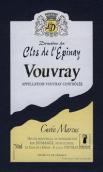 伊比奈庄园马居斯特酿半干白葡萄酒(Domaine du Clos de L'Epinay Cuvee Marcus,Vouvray,France)