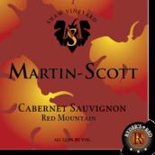 马丁斯科特肖恩园莱德红赤霞珠干红葡萄酒(Martin Scott Shaw Vineyard Ryder's Red Cabernet Sauvignon, Red Mountain, USA)