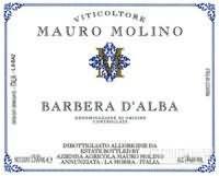 Mauro Molino Barbera d'Alba,Piedmont,Italy