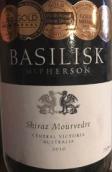 麦克弗森巴西利斯克西拉-慕合怀特干红葡萄酒(McPherson Basilisk Shiraz - Mourvedre, Central Victoria, Australia)
