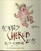 蒙特斯小天使桃红葡萄酒(Montes Cherub Rose,Colchagua Valley,Chile)