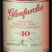 格兰花格40年苏格兰单一麦芽威士忌(Glenfarclas Aged 40 Years Highland Single Malt Scotch Whisky...)
