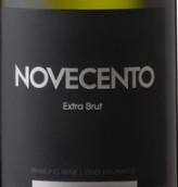 旦特诺威曾特干型起泡酒(Bodega Dante Robino Novecento Extra Brut, Mendoza, Argentina)