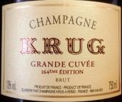 库克陈年香槟(Champagne Krug Grande Cuvee, Champagne, France)
