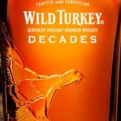 野火鸡十几年纯波本威士忌(Wild Turkey Decades Kentucky Straight Bourbon Whiskey,...)