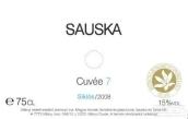 索斯卡酒庄7号特酿干红葡萄酒(Sauska Cuvee 7, Siklos, Hungary)