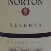 诺顿珍藏马尔贝克干红葡萄酒(Bodega Norton Reserva Malbec,Lujan de Cuyo,Argentina)