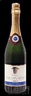 瓦帝维索莎玛天然起泡酒(Valdivieso Charmat Brut,Chile)