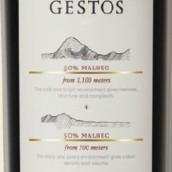 菲卡吉事多马尔贝克干红葡萄酒(Finca Flichman Gestos Malbec,Mendoza,Argentina)