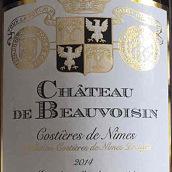 博瓦桑酒庄红葡萄酒(Beauvoisin,Costieres De Nimes,France)