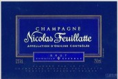 丽歌菲雅干型香槟(Nicolas Feuillatte Brut, Champagne, France)