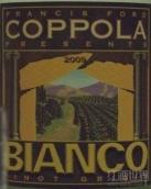 柯波拉灰皮诺干白葡萄酒(Francis Ford Coppola Rosso & Bianco Pinot Grigio, California, USA)