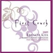 心动法式之吻珍藏赤霞珠干红葡萄酒(First Crush French Kiss Reserve Cabernet Sauvignon,Paso ...)