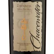 柴沃仙粉黛干红葡萄酒(Chacewater Zinfandel,Sierra Foothills,USA)
