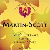 马丁斯科特针岩园科尔的拼贴画混酿干红葡萄酒(Martin Scott Needlerock Vineyard Cole's Collage,Columbia ...)