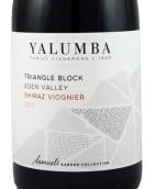 御兰堡酒庄三角块西拉-维欧尼干红葡萄酒(Yalumba Triangle Block Shiraz-Viognier,Eden Valley,Australia)