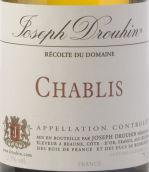 约瑟夫杜鲁安干白葡萄酒(Joseph Drouhin Drouhin Vaudon, Chablis, France)