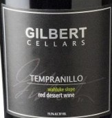 吉尔伯特丹魄波特风格加强酒(Gilbert Cellars Tempranillo Port,Wahluke Slope,USA)