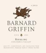 巴纳德格里芬雷司令干白葡萄酒(Barnard Griffin Riesling,Washington,USA)