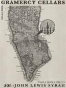 格莱摩西约翰刘易斯珍藏西拉干红葡萄酒(Gramercy Cellars John Lewis Reserve Syrah,Walla Walla Valley...)