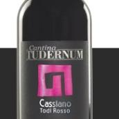 托帝摩登系列卡西亚诺干红葡萄酒(Cantina Tudernum Modern Label Cassiano Todi Rosso DOC,Umbria...)
