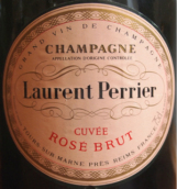 罗兰百悦特酿桃红干型香槟(Champagne Laurent-Perrier Cuvee Rose Brut, Champagne, France)