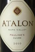 爱特浓宝来特酿干红葡萄酒(Atalon Pauline's Cuvee,Napa Valley,USA)